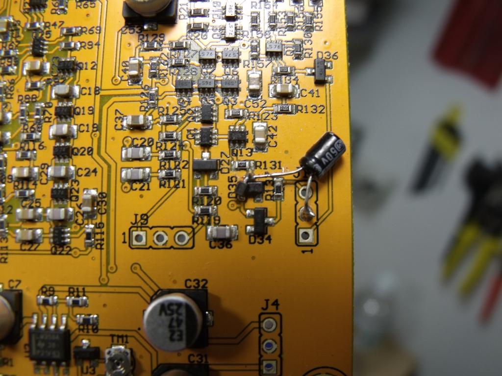 Muff Wiggler View Topic New Mini Xoxbox In Development Transistor Am Radio Experimental Board Circuit 6vdc Fa712 Ebay 50ka Pot And 10 Meg Resistor To Trim The Dc Offset Of Vca